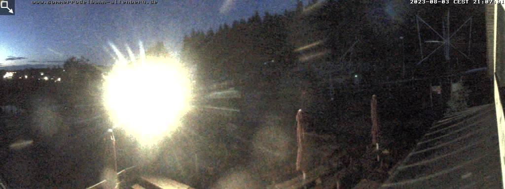 Webkamera - Altenberg